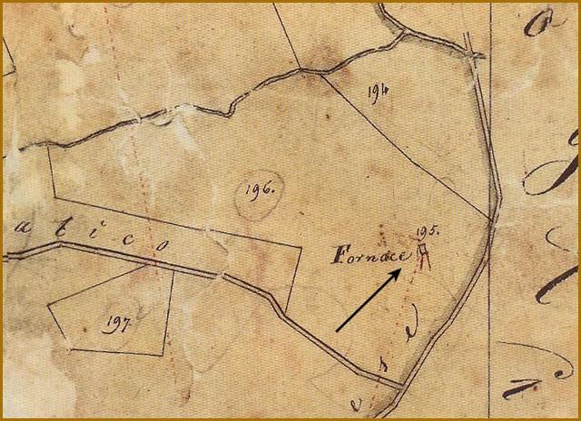 Castelnuovo ieri le fornaci nell 39 abitato e dintorni for Piani di fattoria in mattoni