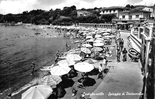 Castigloncello beach picture of salvadori castiglioncello