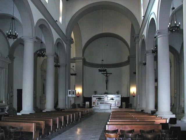 Chiese e oratori interno della chiesa di s nicola for Interno chiesa