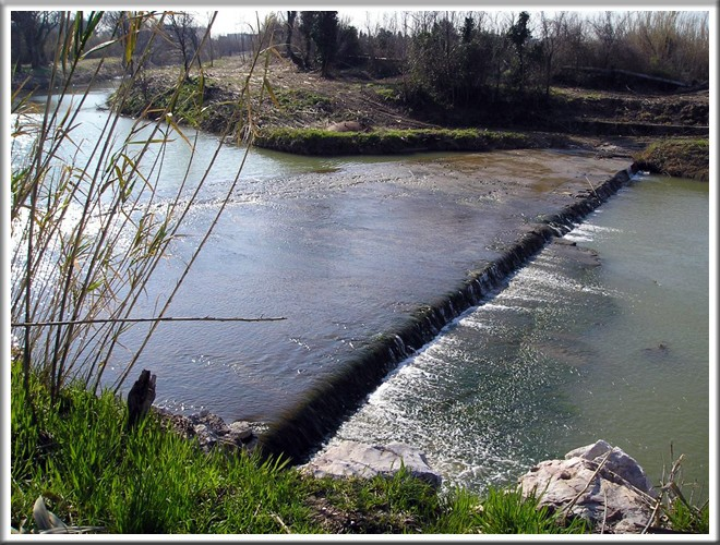 Vie d 39 acqua del comune - Portano acqua ai fiumi ...