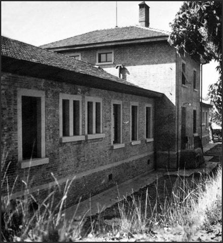 Rosignano solvay la fabbrica anni 39 50 casa di riposo for Piani perfetti per la casa di riposo