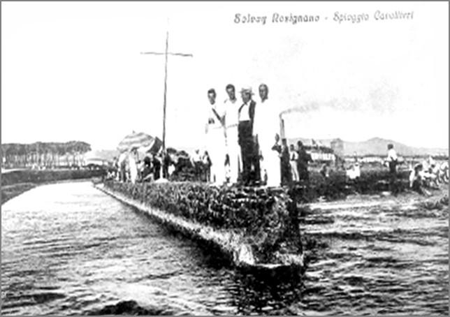Bagno Lillatro : Rosignano s ieri i canottieri al lillatro